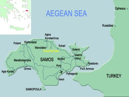 Samos Attractions